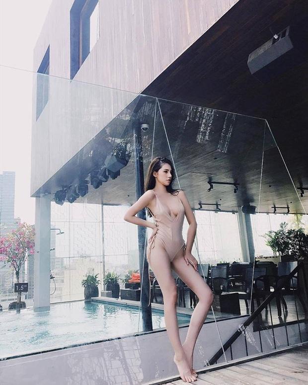 So kè nhan sắc dàn tình cũ - tình mới của Binz: Hoa hậu đến hotgirl body nóng hừng hực, Châu Bùi có gì đặc biệt hơn? - Ảnh 7.