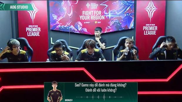 BronzeV có đang bị cô lập ở Saigon Phantom, góp công lớn vào chiến thắng vẫn bị team thờ ơ? - Ảnh 1.