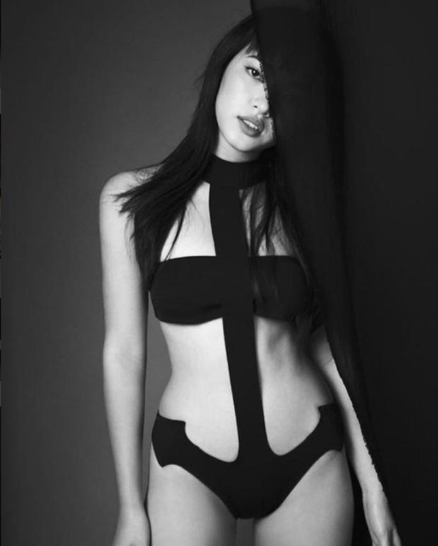 So kè nhan sắc dàn tình cũ - tình mới của Binz: Hoa hậu đến hotgirl body nóng hừng hực, Châu Bùi có gì đặc biệt hơn? - Ảnh 19.