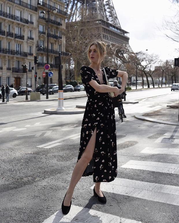 Phụ nữ Pháp chẳng ưa mấy đôi cao gót lênh khênh, họ chỉ thích diện 4 kiểu giày đế thấp thanh lịch đi làm - Ảnh 13.