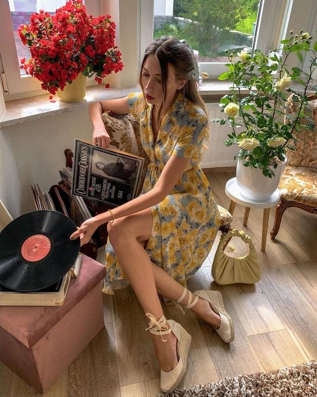 Phụ nữ Pháp chẳng ưa mấy đôi cao gót lênh khênh, họ chỉ thích diện 4 kiểu giày đế thấp thanh lịch đi làm - Ảnh 18.