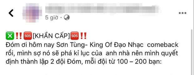 Xôn xao chuyện FC của Jack lên kế hoạch chơi xấu MV Sơn Tùng M-TP nhằm giữ kỷ lục cho idol, đại diện FC Đom Đóm lên tiếng làm rõ - Ảnh 3.