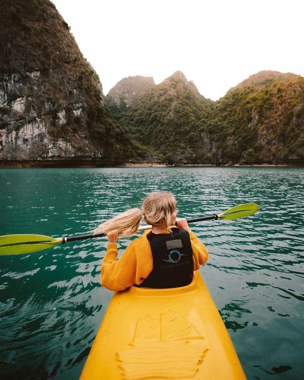 """Có gì hay ở vịnh Lan Hạ? - Đảo ngọc Việt Nam được tài tử Leonardo DiCaprio """"lăng xê"""" trên Instagram - Ảnh 10."""