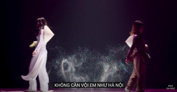 Hoá ra tất cả những lời thả thính chất ngất trong MV mới đều là nỗi lòng Binz dành cho Châu Bùi, bảo sao mà Cần Thơ đến thế! - Ảnh 8.
