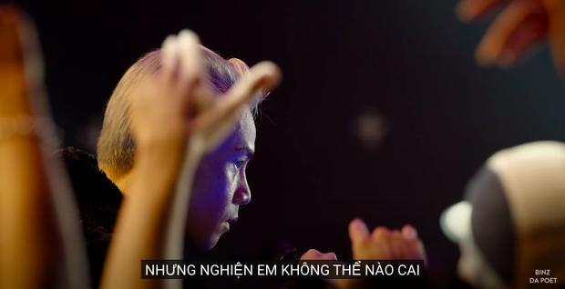 Hoá ra tất cả những lời thả thính chất ngất trong MV mới đều là nỗi lòng Binz dành cho Châu Bùi, bảo sao mà Cần Thơ đến thế! - Ảnh 13.