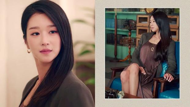 Bất ngờ chưa: Gia tài đồ hiệu của Seo Ye Ji trong Điên Thì Có Sao có cả đồ của NTK gốc Việt - Ảnh 1.