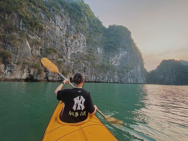 """Có gì hay ở vịnh Lan Hạ? - Đảo ngọc Việt Nam được tài tử Leonardo DiCaprio """"lăng xê"""" trên Instagram - Ảnh 8."""