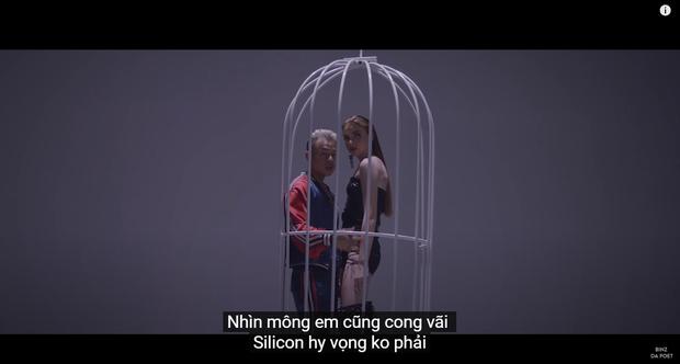 Ai yêu Binz hẳn cũng sẽ lo ngay ngáy khi xem loạt MV toàn thấy dàn hotgirl nóng bỏng vây quanh, chỉ duy nhất 1 MV là bình yên - Ảnh 4.