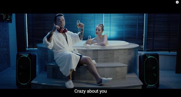 Ai yêu Binz hẳn cũng sẽ lo ngay ngáy khi xem loạt MV toàn thấy dàn hotgirl nóng bỏng vây quanh, chỉ duy nhất 1 MV là bình yên - Ảnh 5.