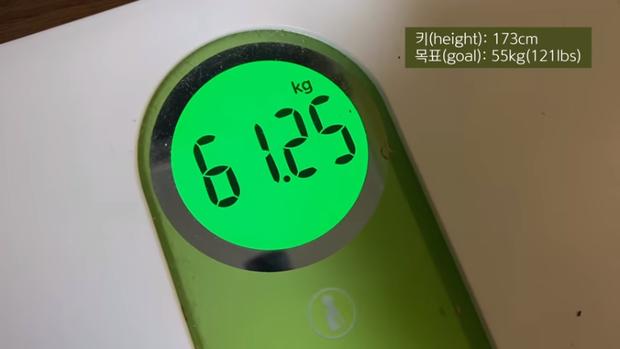 Thử chế độ ăn kiêng với duy nhất 3 món cho 3 bữa trong ngày của Hyosung, cô nàng vlogger xứ Hàn giảm 3kg sau 5 ngày - Ảnh 3.