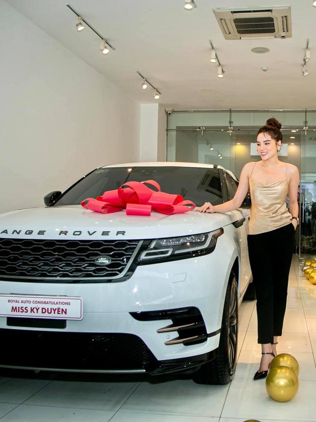 Kỳ Duyên tậu siêu xe hơn 5 tỷ đồng, chứng minh đẳng cấp Hoa hậu đại gia giới showbiz! - Ảnh 2.