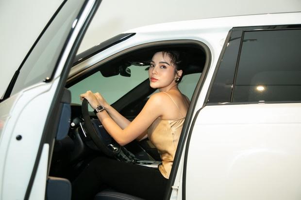 Kỳ Duyên tậu siêu xe hơn 5 tỷ đồng, chứng minh đẳng cấp Hoa hậu đại gia giới showbiz! - Ảnh 5.