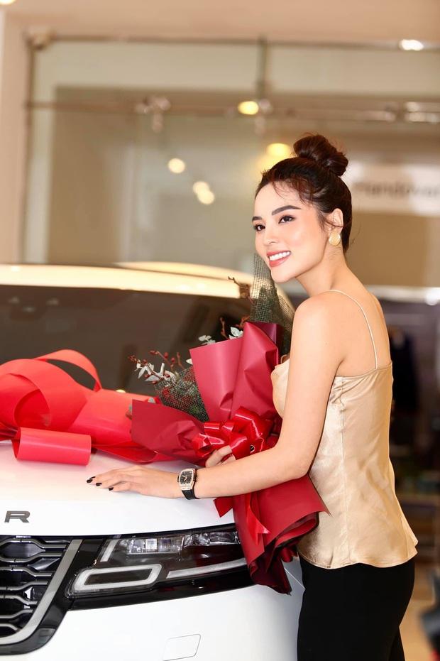Kỳ Duyên tậu siêu xe hơn 5 tỷ đồng, chứng minh đẳng cấp Hoa hậu đại gia giới showbiz! - Ảnh 6.