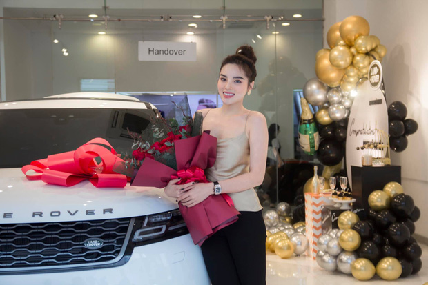 Kỳ Duyên tậu siêu xe hơn 5 tỷ đồng, chứng minh đẳng cấp Hoa hậu đại gia giới showbiz! - Ảnh 7.