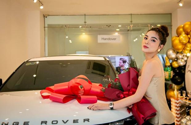 Kỳ Duyên tậu siêu xe hơn 5 tỷ đồng, chứng minh đẳng cấp Hoa hậu đại gia giới showbiz! - Ảnh 8.