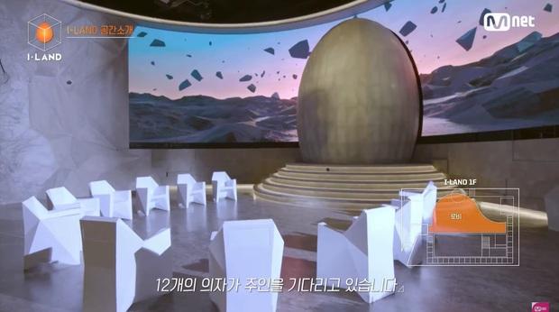 Choáng ngợp với nơi ở cực tiện nghi sang trọng của show I-LAND, thí sinh Việt Nam phải bứt phá nhiều đây! - Ảnh 2.