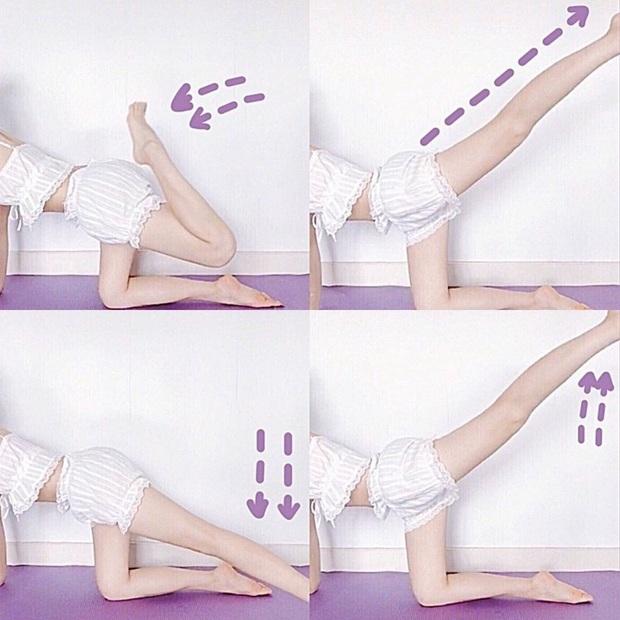 Điên nữ Seo Ye Ji từng tập ballet để giữ dáng, bạn cũng có thể thử 6 động tác sau để sớm sở hữu thân hình mảnh mai - Ảnh 9.