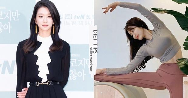 Điên nữ Seo Ye Ji từng tập ballet để giữ dáng, bạn cũng có thể thử 6 động tác sau để sớm sở hữu thân hình mảnh mai - Ảnh 6.