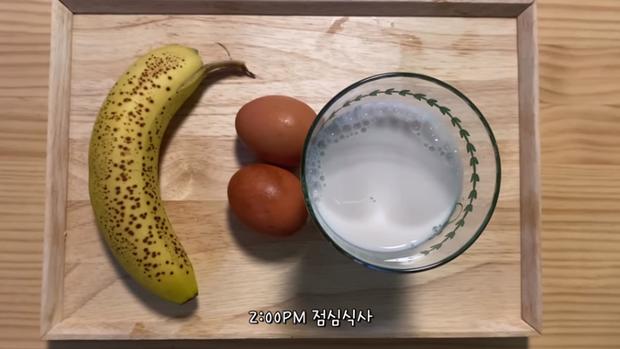 Thử chế độ ăn kiêng với duy nhất 3 món cho 3 bữa trong ngày của Hyosung, cô nàng vlogger xứ Hàn giảm 3kg sau 5 ngày - Ảnh 9.