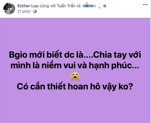 Đang yên đang lành, Hari Won bỗng dưng đăng status ẩn ý chuyện chia tay: Lại gì nữa đây? - Ảnh 2.