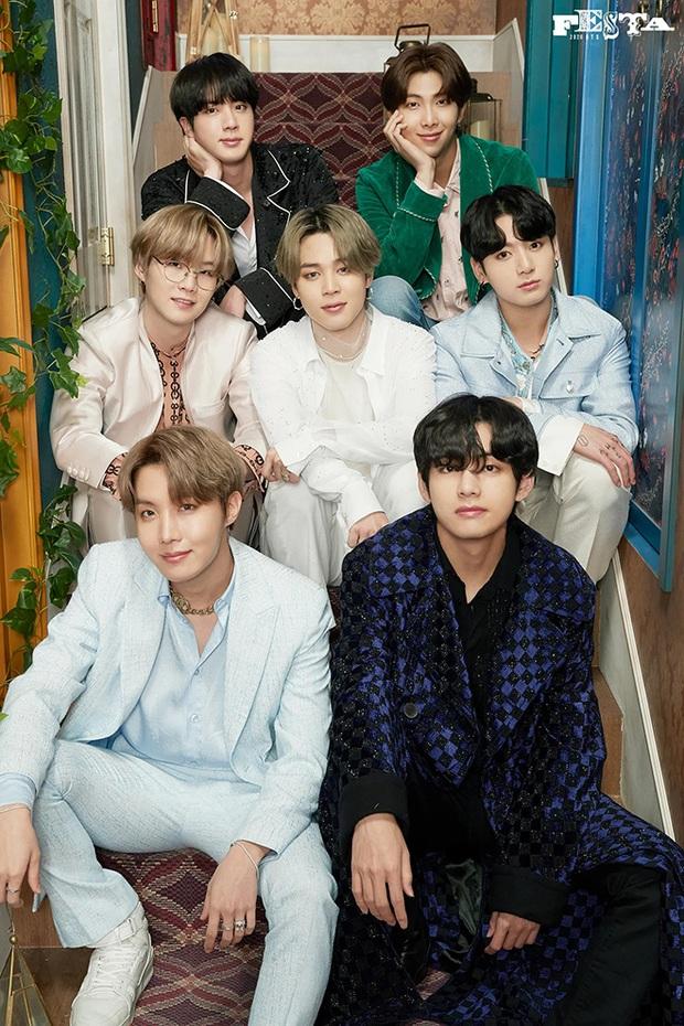 5 thành viên BTS đăng kí học thạc sĩ ở đại học danh tiếng, nhưng bất ngờ dính nghi án chiêu trò để trốn nghĩa vụ quân sự - Ảnh 2.