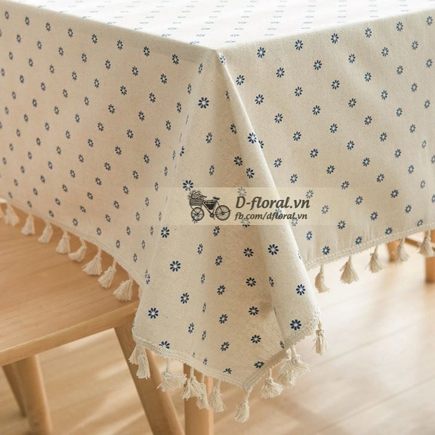 Giờ hội chị em sành điệu toàn dùng khăn trải bàn làm phông nền sống ảo thôi, bạn cũng nên biết để bắt trend kịp thiên hạ - Ảnh 17.
