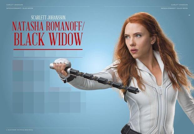 Marvel tiết lộ năng lực chết người của phản diện Taskmaster ở Black Widow, nhưng tin nghỉ hưu của chị đại mới gây sốc! - Ảnh 2.