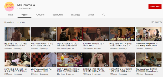 6 phim Hàn hot nhất trên Youtube: Màn giường chiếu 18+ của Park Seo Joon ở Thư Ký Kim chính thức vượt mốc 70 triệu - Ảnh 3.