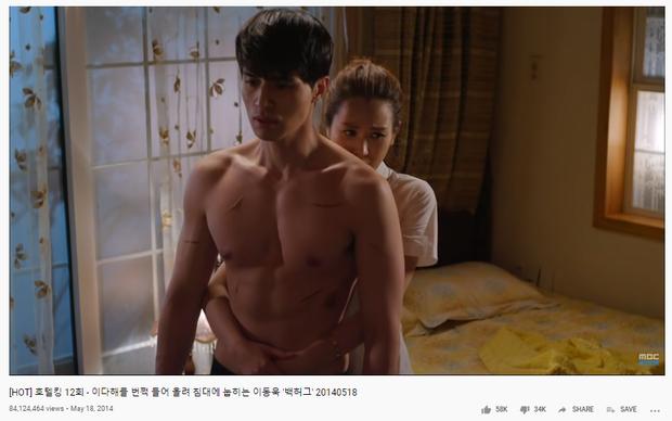 6 phim Hàn hot nhất trên Youtube: Màn giường chiếu 18+ của Park Seo Joon ở Thư Ký Kim chính thức vượt mốc 70 triệu - Ảnh 4.