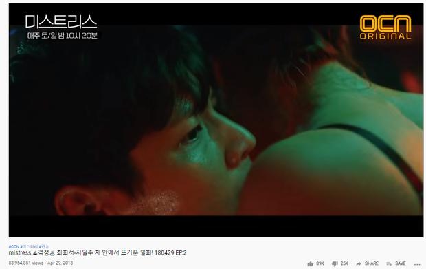 6 phim Hàn hot nhất trên Youtube: Màn giường chiếu 18+ của Park Seo Joon ở Thư Ký Kim chính thức vượt mốc 70 triệu - Ảnh 6.
