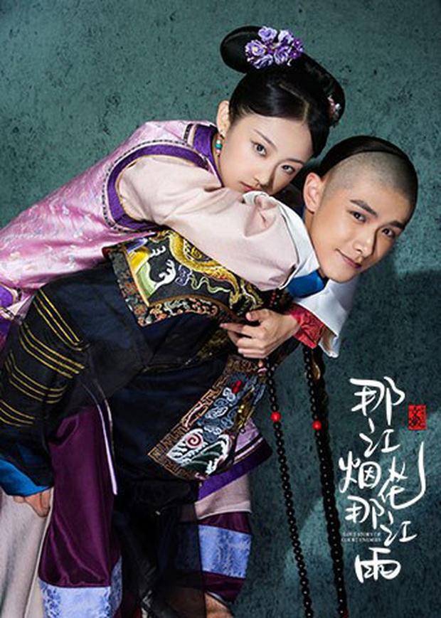 Phim chị em Diên Hy Công Lược tung loạt hình nhân vật đi đường quyền, fan hoang mang không biết cung đấu hay đang tấu hài - Ảnh 7.