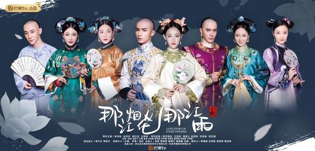 Phim chị em Diên Hy Công Lược tung loạt hình nhân vật đi đường quyền, fan hoang mang không biết cung đấu hay đang tấu hài - Ảnh 8.