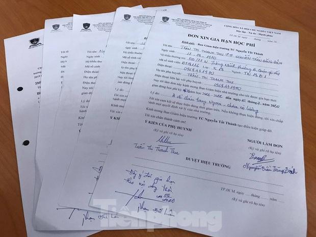 Năm học chưa xong, trường đã bắt sinh viên đóng tiền năm mới - Ảnh 2.