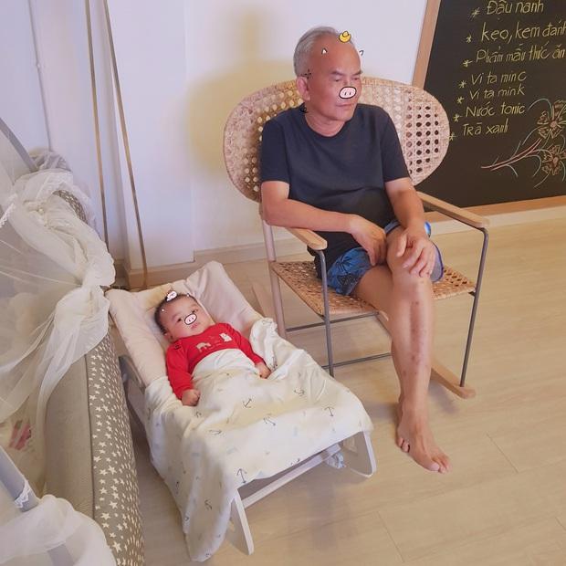 Stylist Lê Minh Ngọc: Bố mẹ chấp nhận đảo lộn cuộc sống khi tôi quyết định nhờ người mang thai hộ để được làm bố - Ảnh 6.
