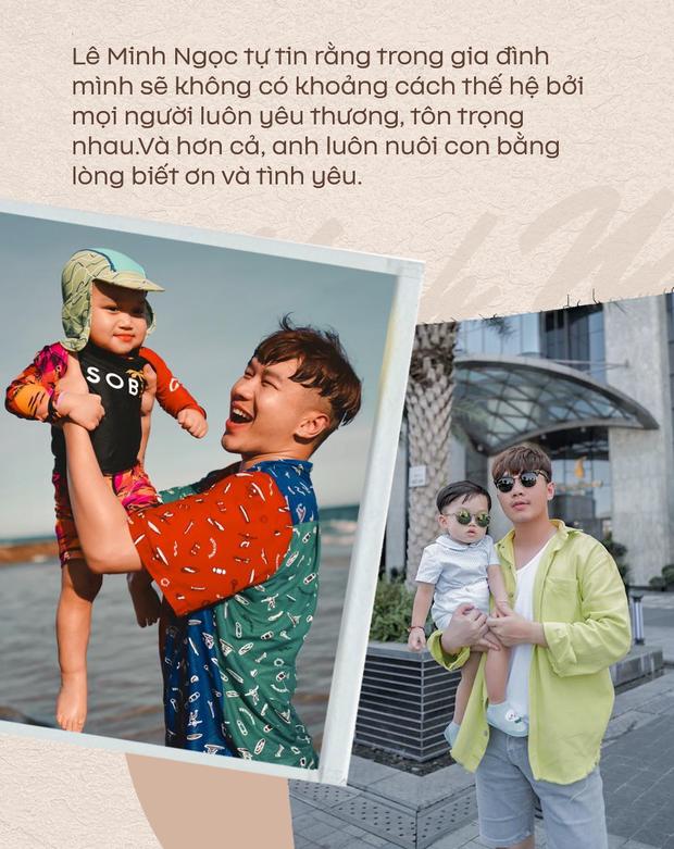 Stylist Lê Minh Ngọc: Bố mẹ chấp nhận đảo lộn cuộc sống khi tôi quyết định nhờ người mang thai hộ để được làm bố - Ảnh 9.