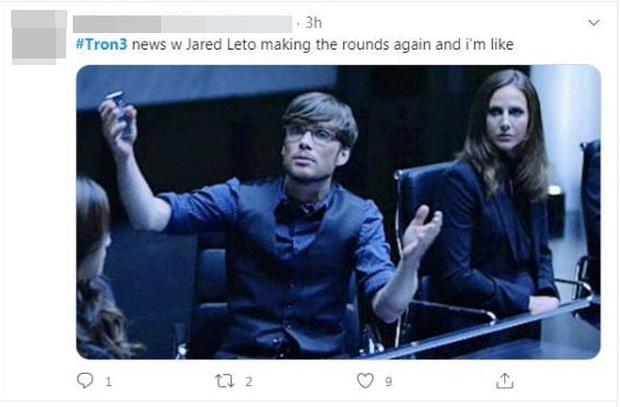 Joker ngôn tình Jared Leto chốt đơn vào thế giới ảo Tron 3, có cả bộ đôi thắng Grammy hậu thuẫn thì khó mà xịt? - Ảnh 7.