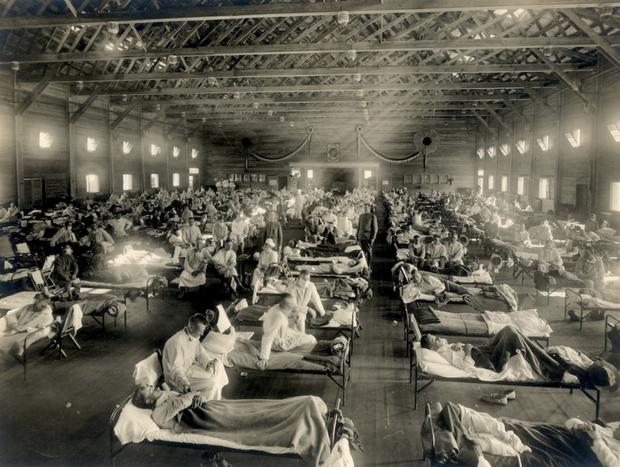 Chuyện về nữ y tá xinh đẹp nhưng vô đạo nhất thế kỷ 20: Lợi dụng đại dịch chết chóc để thực hiện chuỗi tội ác như tiểu thuyết trinh thám - Ảnh 1.