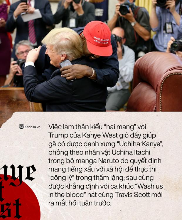 """""""Kẻ thất bại vĩ đại"""": Kanye West tranh cử Tổng thống và chiến lược thất bại công phu - Ảnh 4."""