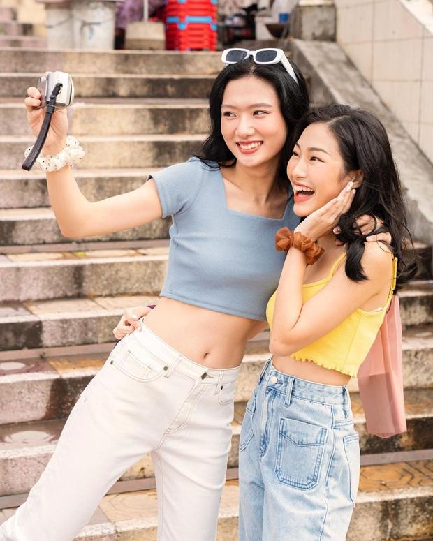 Lột xác từ style Nhật thắm thơm sang style Hàn cá tính, Sakura (IZ*ONE) khiến netizen phải trầm trồ không ngớt - Ảnh 8.