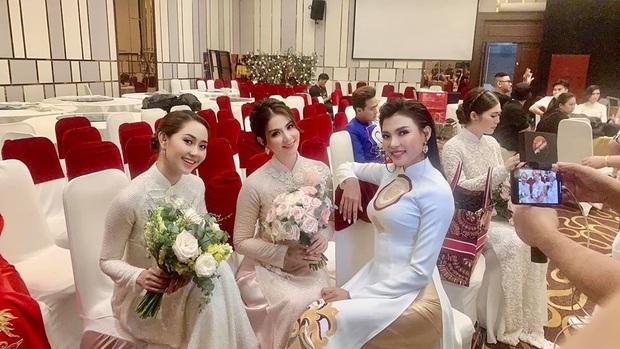Thuý Diễm - Kha Ly cùng dàn mỹ nhân U35 đọ sắc chung khung hình: Ảnh hậu trường chụp vội đã đẹp thế này! - Ảnh 7.