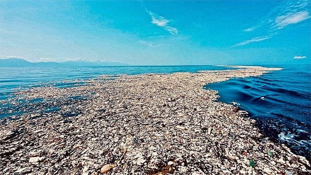 100 tấn rác cùng phát hiện đau lòng trong đợt thu dọn đại dương lớn nhất lịch sử: Con người đã đối xử quá tàn nhẫn với Trái đất rồi - Ảnh 1.