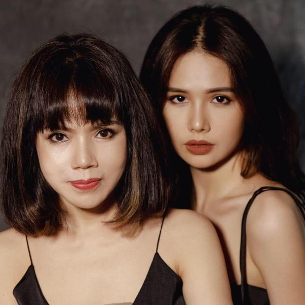 Nhan sắc ở tuổi 56 của mẹ Phanh Lee gây bất ngờ, gu ăn mặc thời thượng không kém con gái là bao - Ảnh 6.
