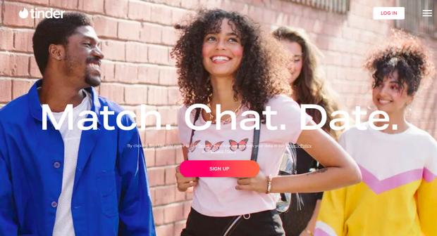 Tinder thử nghiệm tính năng Face to Face, quẹt phải và gọi video trò chuyện 1:1 cùng đối phương - Ảnh 1.