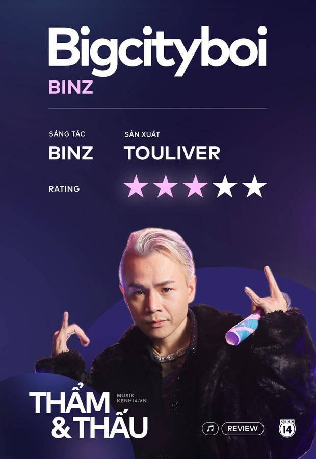 """""""Bigcityboi"""" - Binz tiếp tục khoe sự bad boy và đào hoa độc tôn trong nhạc Việt - Ảnh 10."""