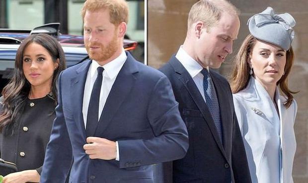 Anh em Hoàng tử William chính thức mang tài sản quỹ của mẹ ra chia chác, người hâm mộ đặt câu hỏi Harry sẽ dùng tiền cho mục đích gì - Ảnh 2.