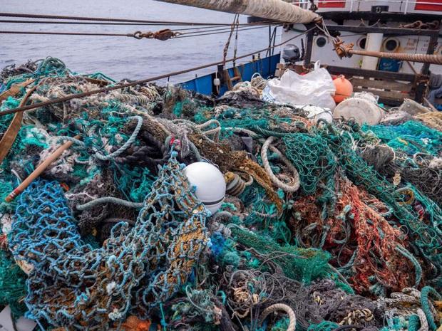 100 tấn rác cùng phát hiện đau lòng trong đợt thu dọn đại dương lớn nhất lịch sử: Con người đã đối xử quá tàn nhẫn với Trái đất rồi - Ảnh 2.