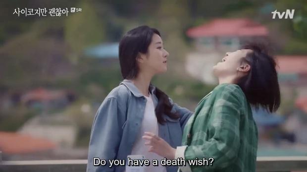 """Nam Joo Ri - cô gái bị ghét nhất Điên Thì Có Sao vì trót """"đánh trúng tim đen"""" mà khán giả hè nhau anti? - Ảnh 7."""