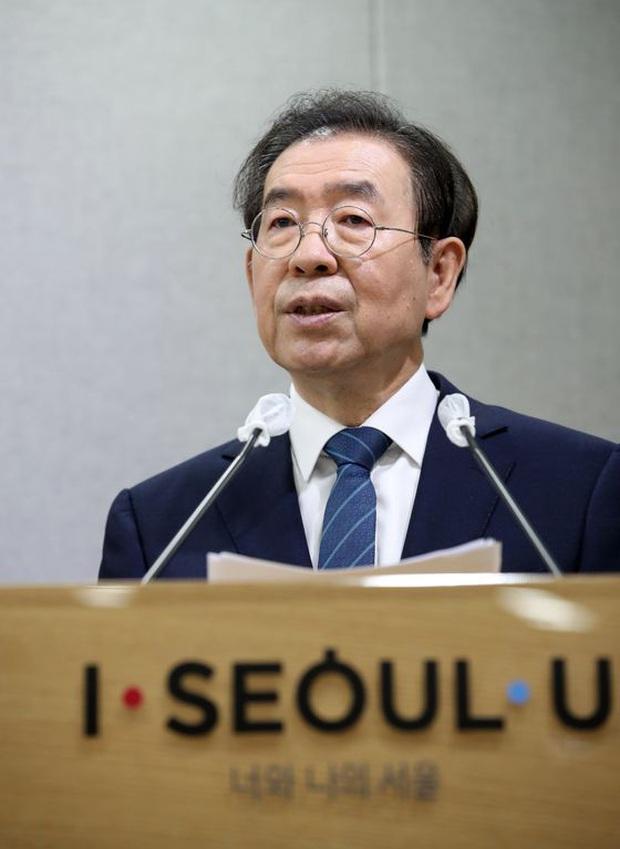 Nóng: Tìm thấy thi thể của Thị trưởng Seoul sau khi mất tích và để lại lời nhắn cuối như di chúc cho con gái - Ảnh 1.