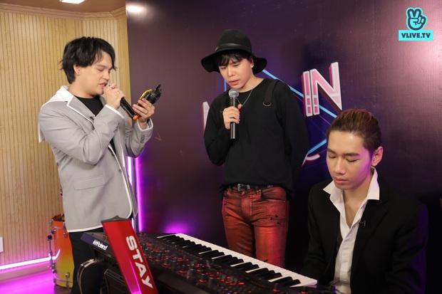 Mix-In Show: Cầu cứu Denis Đặng, Nguyễn Trần Trung Quân cũng chưa nhận ra hit bự của chính mình! - Ảnh 3.