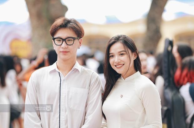 Dàn cực phẩm trai xinh gái đẹp Việt Đức (Hà Nội) nổi bần bật, chiếm spotlight ngày bế giảng - Ảnh 9.